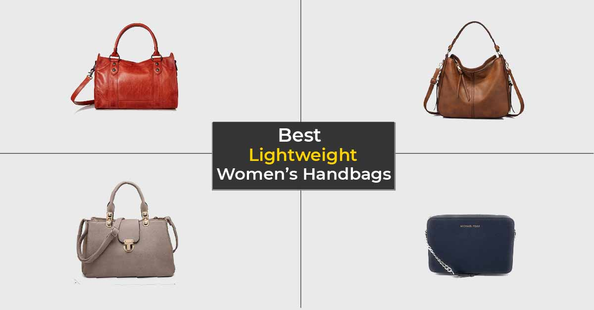 Best Lightweight Women's Handbags-min