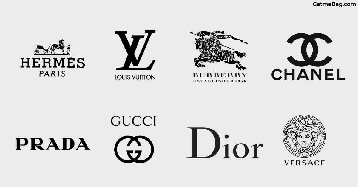 Luxury fashion brands list