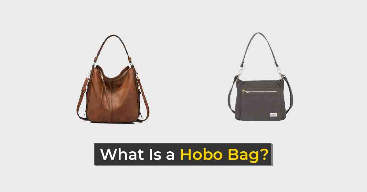 What is a hobo bag?