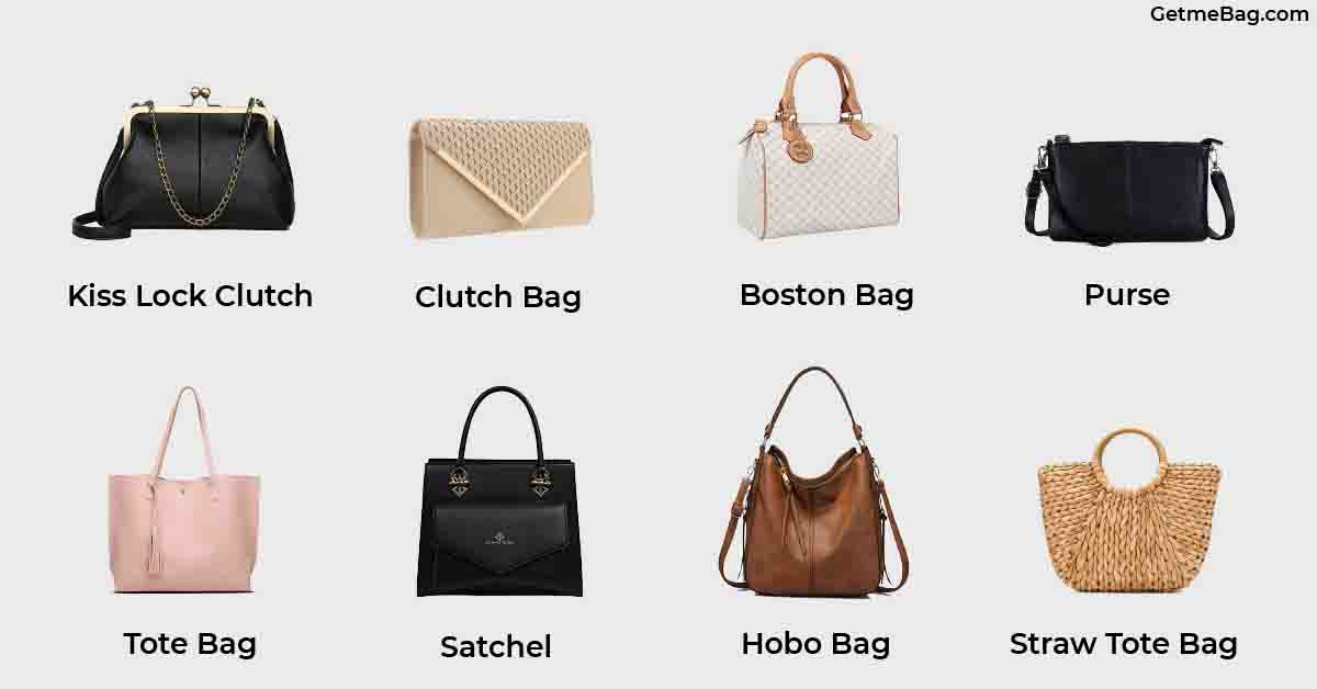 Types of purse styles