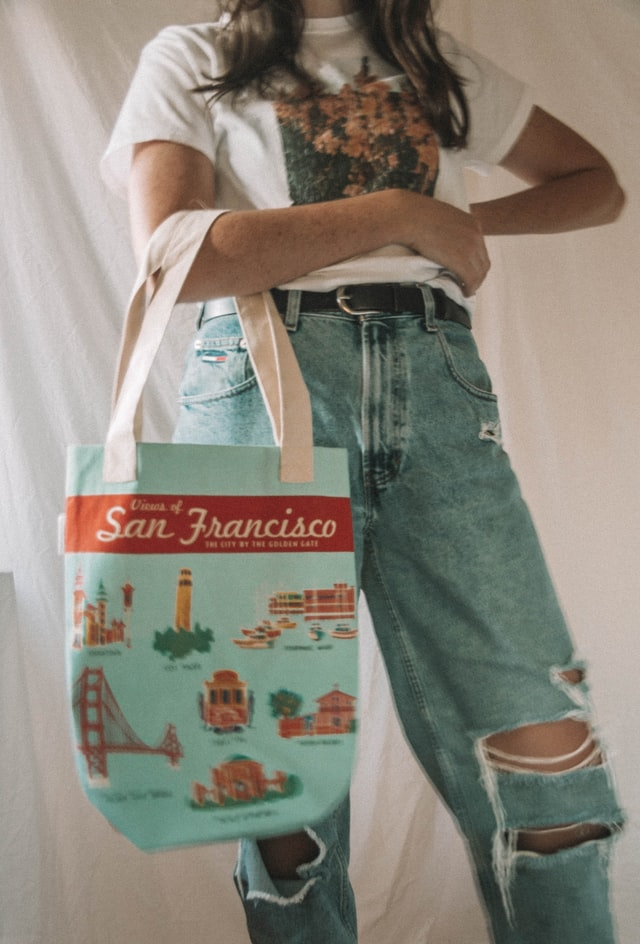 types of tote bags