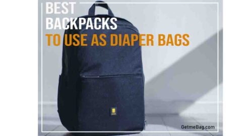 Best Backpacks To Use As Diaper Bags-min